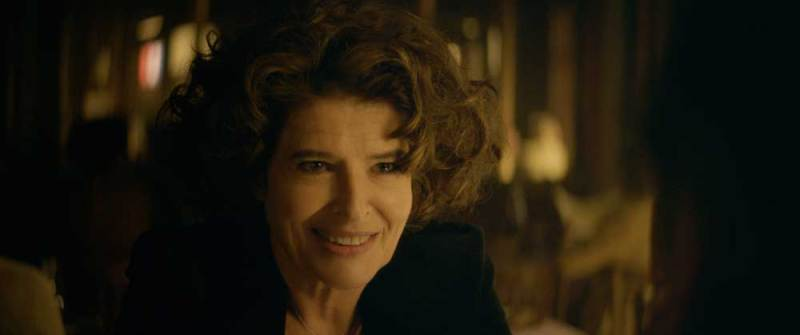 Fanny Ardant in La belle époque © 2019 - LES FILMS DU KIOSQUE - PATHÉ FILMS - ORANGE STUDIO