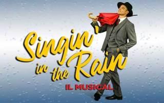 singin' in the rain banner