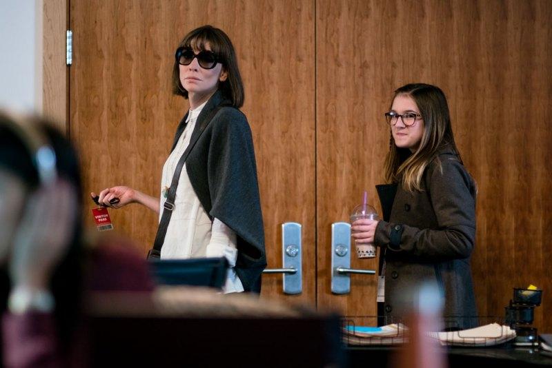 Cate Blanchett e Emma Nelson nel film Che fine ha fatto Bernadette? - Photo credit: Wilson Webb / Annapurna Pictures