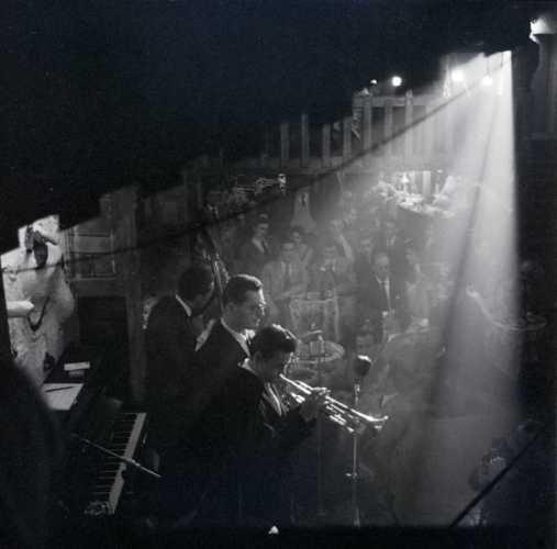 Chet Baker al Santa Tecla © Archivio Greguoli Venini