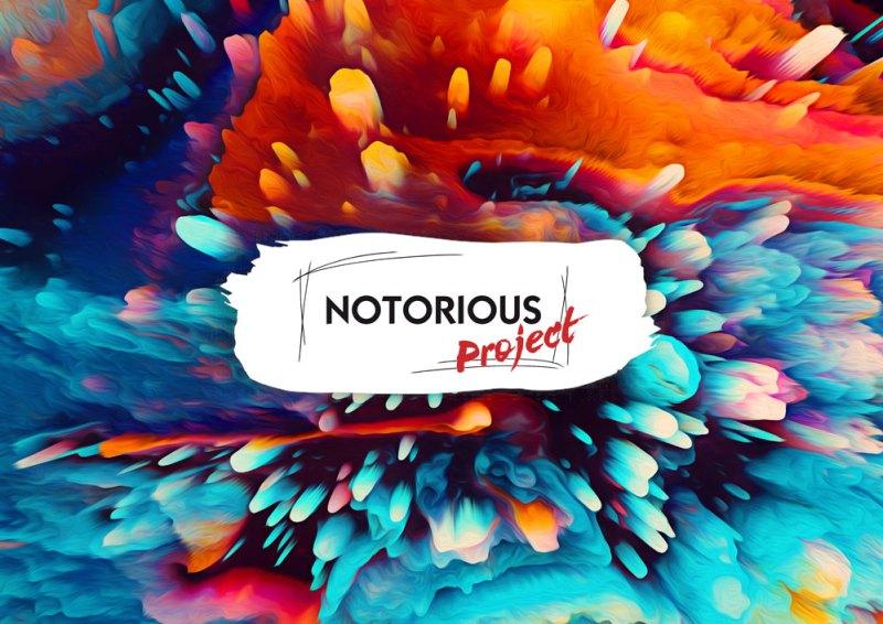 2a edizione Notorious Project copertina