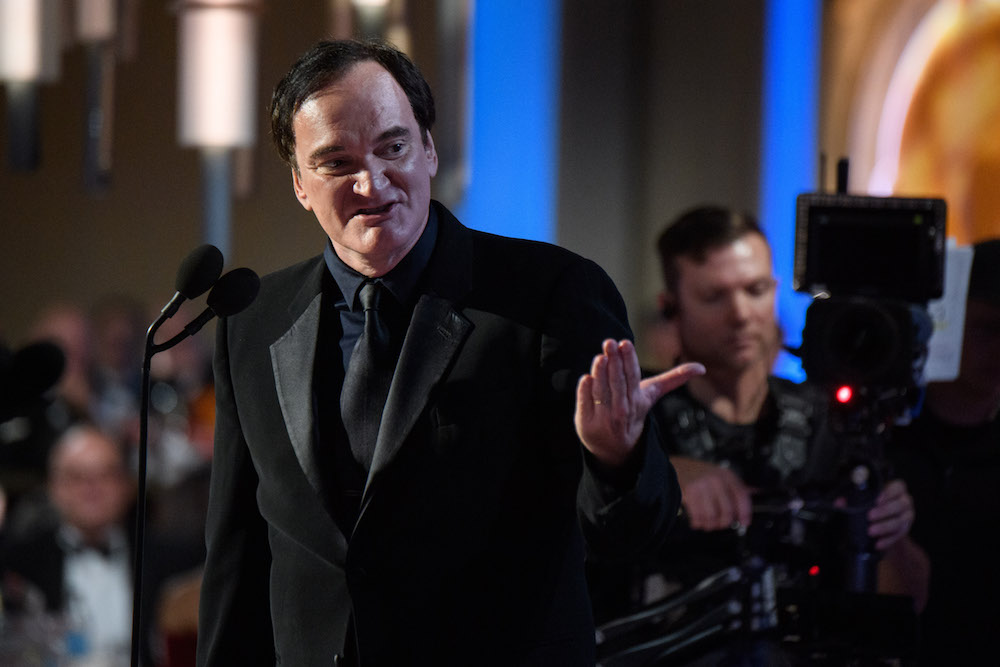 Golden Globe 2020: Quentin Tarantino - Photo: HFPA