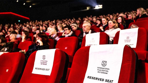 Pronti all'International Film Festival Rotterdam?