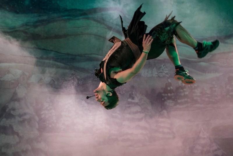 Peter Pan mini musical è in arrivo al Teatro Manzoni di Milano!