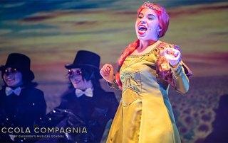 Shrek il Musical Jr al Teatro Nuovo