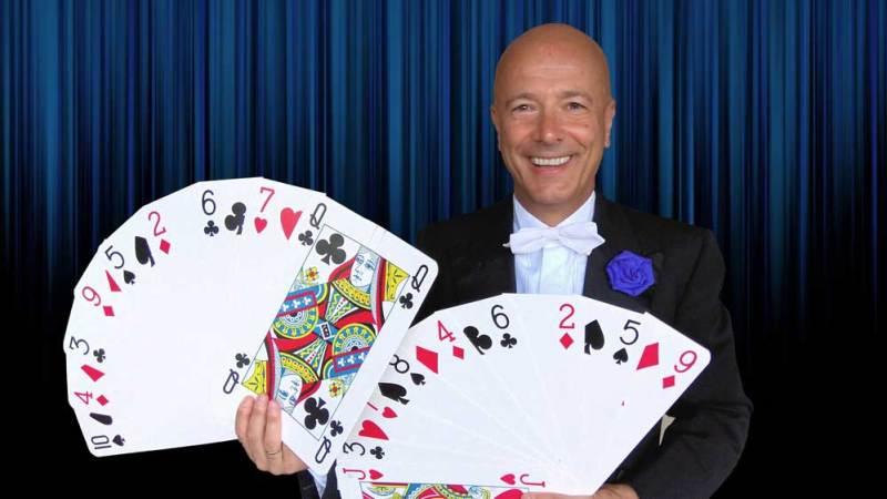 Il mago Jordan - Photo: press office.