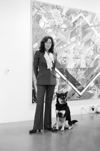 UNIFORMS INTO THE WORK - Walead Beshty, Gallery President