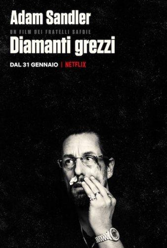 La locandina italiana del film Uncut Gems