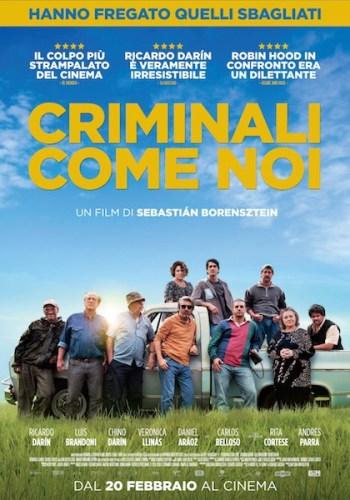 criminali come noi poster film