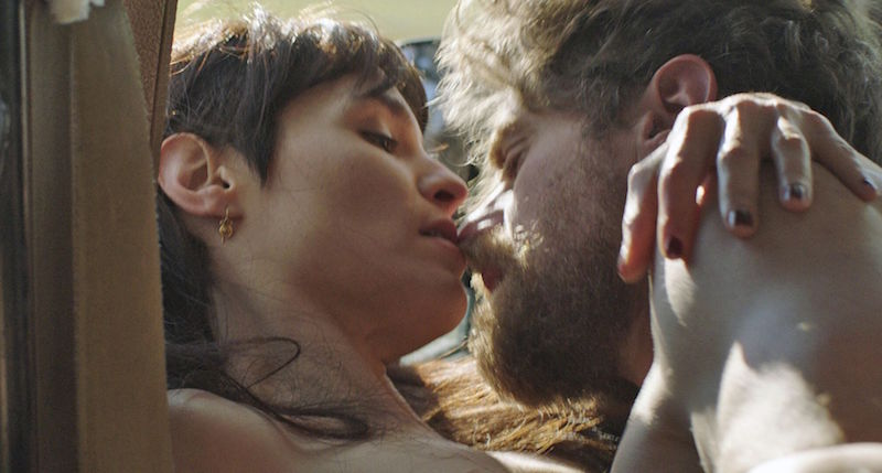 kala azar - Penelope Tsilika e Dimitris Lalos in una scena del film - Photo: courtesy of IFFR