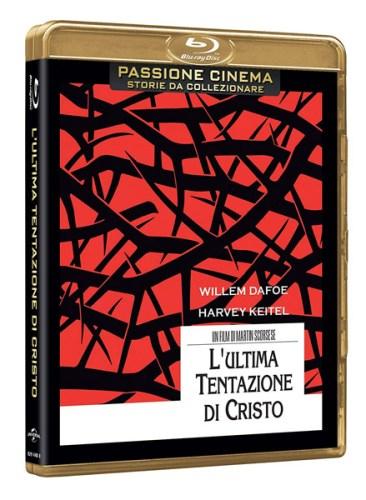 L'ULTIMA TENTAZIONE DI CRISTO cover bluray