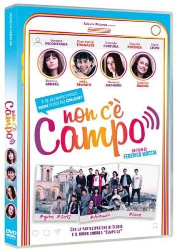 Il film Non c'è campo è anche in DVD!