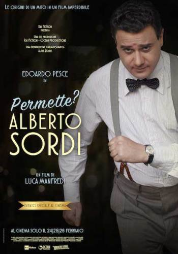Permette Alberto Sordi poster film