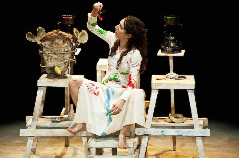 ATIR ON AIR - Una scena di Cleopatras