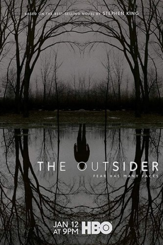 the outsider poster film