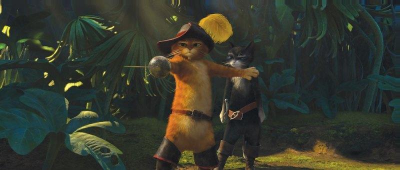 Puss in Boots su Sky Cinema DreamWorks