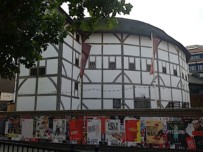 Globe Theatre Londra - Ph by Sarah Pellizzari Rabolini