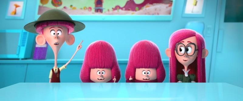 I piccoli di casa Willoughby. Photo: courtesy of Netflix.