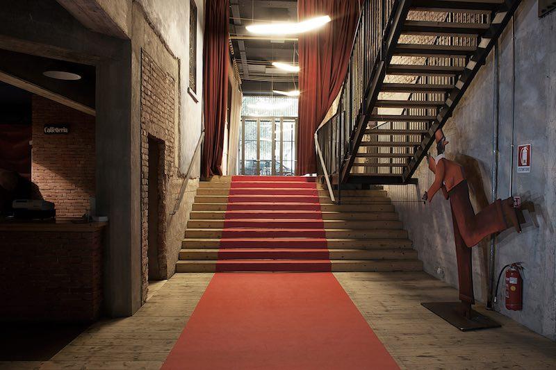 Teatro Franco Parenti - L'ingresso - Foto: ufficio stampa