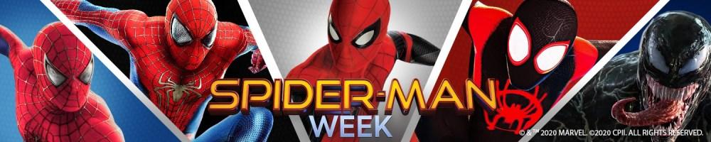 Tra le novità di agosto su Rakuten TV c'è Spider Week!
