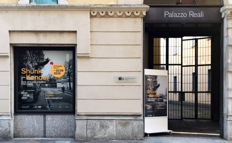 esterno Palazzo Reali. Photo: MaSeDomani
