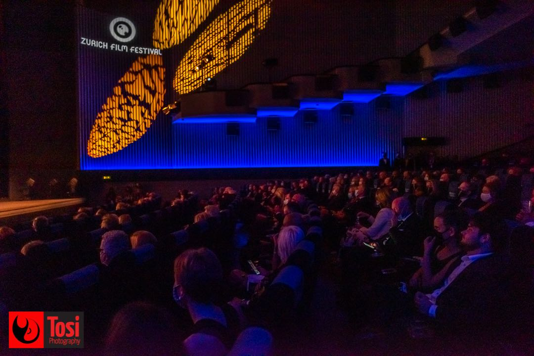 Zurich Film Festival 2020 - Opening Ceremony © Tosi Photography