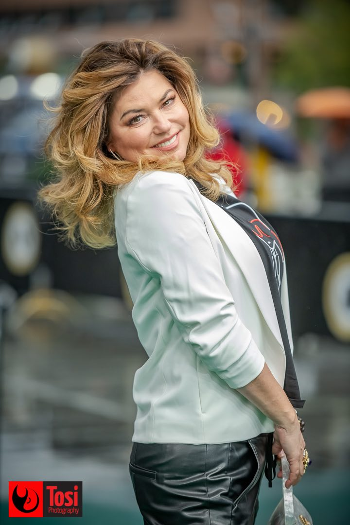 ZFF 2020 - singer Shania Twain © Tosi Photography