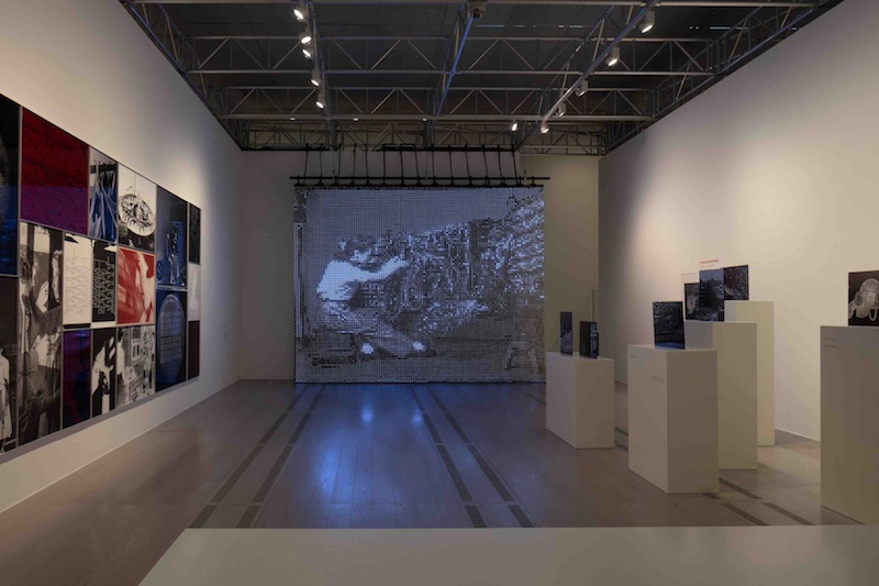 PHOTOGRAPHY GRANT ON INDUSTRY AND WORK 2020_Alinka Echeverria. Photo: press office.