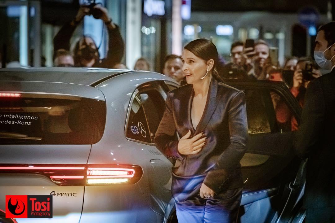 ZFF 2020 - Golden Icon Award to Juliette Binoche © Tosi Photography