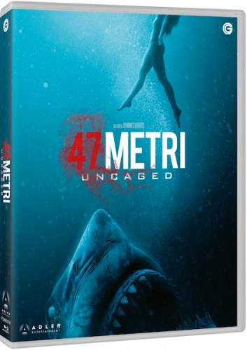 47 METRI UNCAGED. Ph. courtesy of CG Entertainment