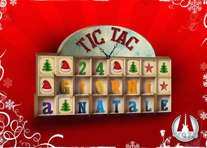 TIC TAC - 24 Giorni a Natale. Ph. All Crazy Art & Show