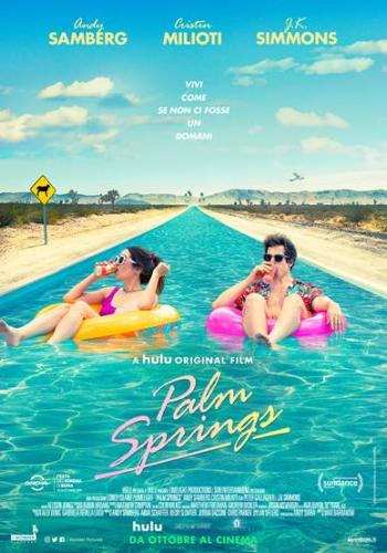 Palm Springs poster film