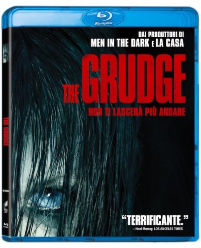 the grudge 2020 cover bluray disc