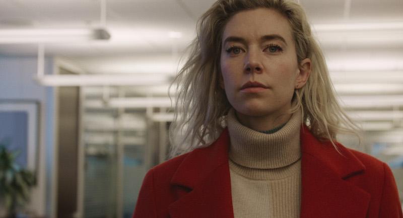 Vanessa Kirby è Martha la protagonista del film PIECES OF A WOMAN. Photo Credit: Benjamin Loeb / Netflix