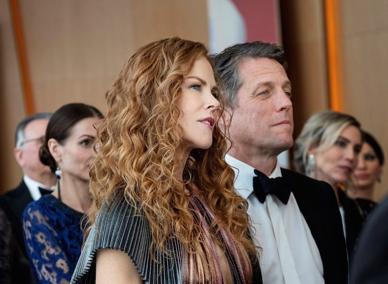 The Undoing - Nicole Kidman e Hugh Grant nei panni di Grace e Jonathan Fraser- - Ph Press Office