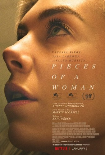 pieces of a woman poster netflix