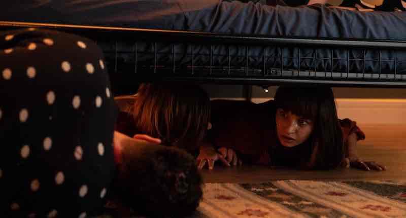 Una scena del film All My Friends Are Dead. Photo: Marina Rygalina