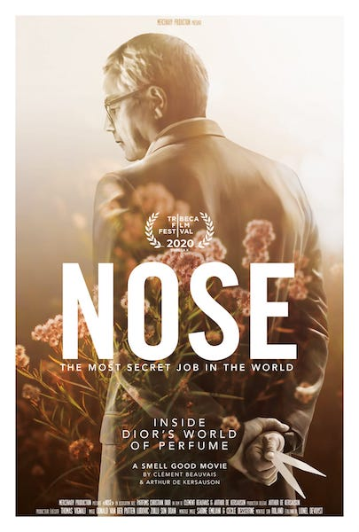 poster documentario NOSE