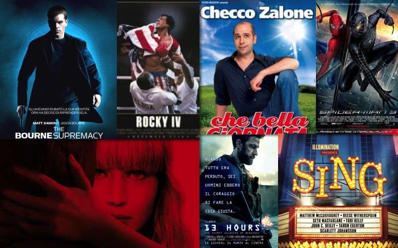 film da vedere in tv dal 22 al 28 febbraio