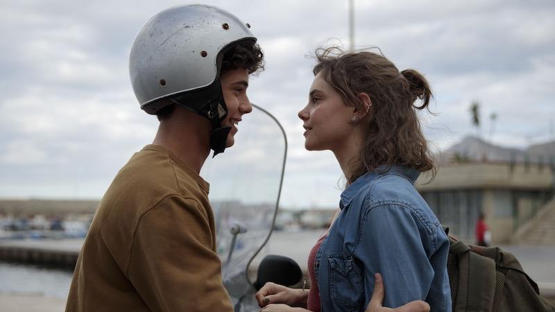 Sulla stessa onda. Photo credits: Floriana Di Carlo/Netflix