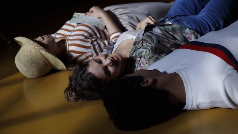Una sSulla stessa onda. Photo credits: Netflix/Floriana Di Carlo.