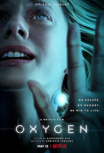 OXYGEN poster Netflix