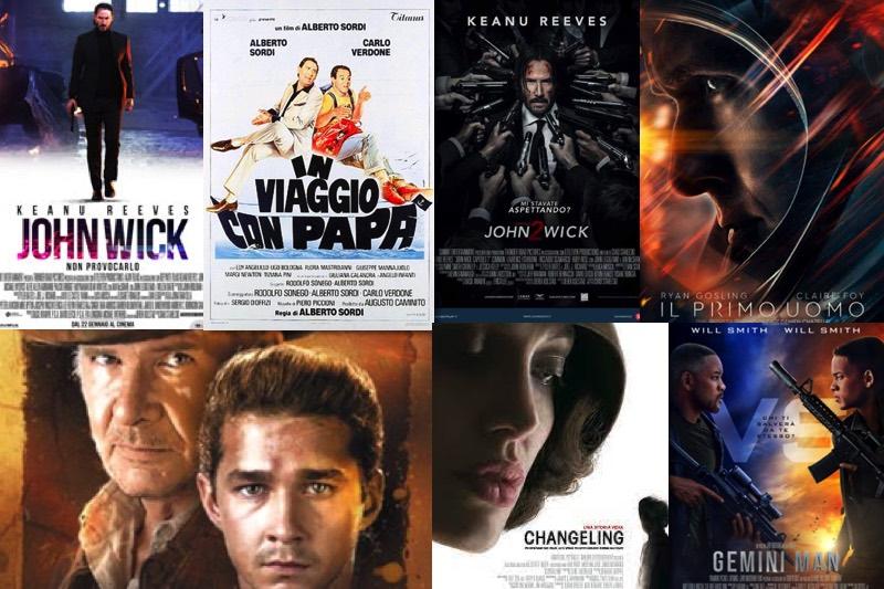 I FILM DA VEDERE IN TV dal 10 al 16 maggio