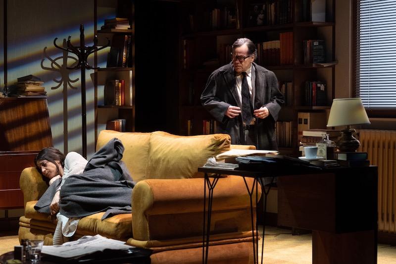 Il Filo di Mezzogiorno al Teatro Parenti. Photo: press office