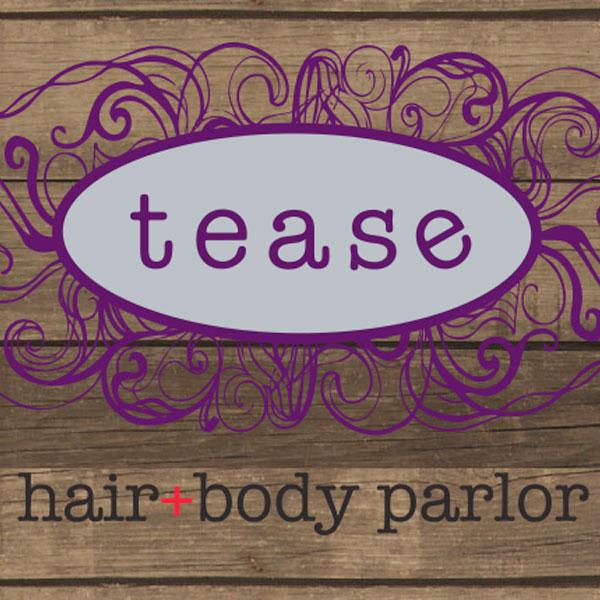 Tease Hair Parlor Website