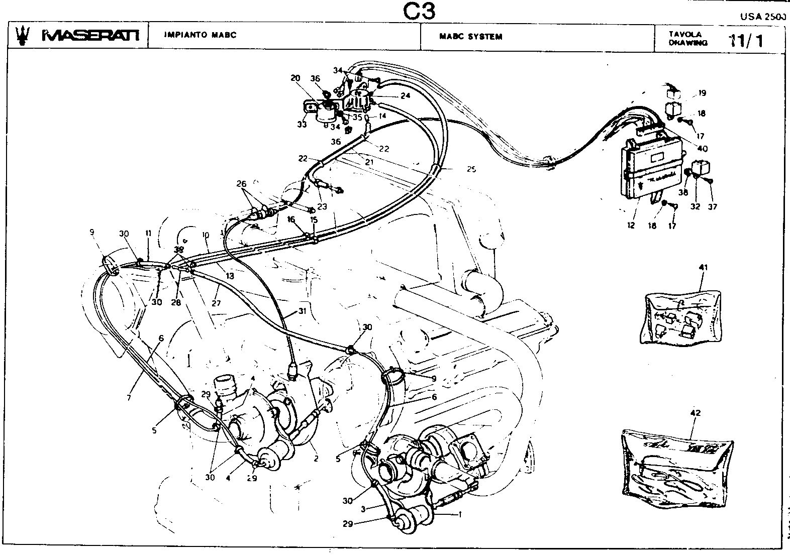 Maserati Biturbo Wiring Diagram