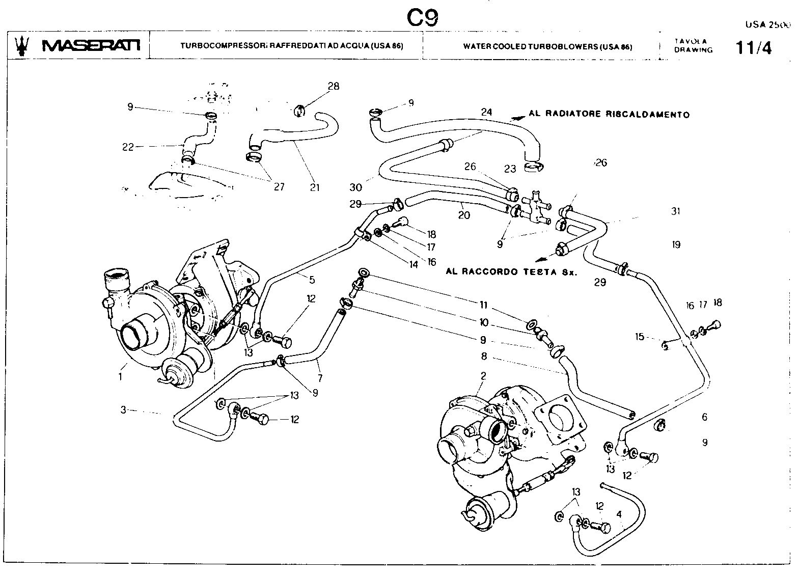 Coil To Distributor Wiring