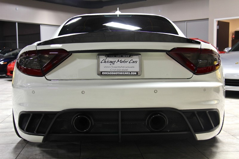 mc stradale exhaust on gt 4 2