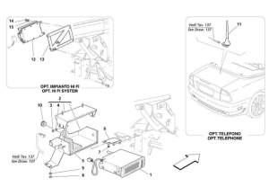 auditorium amplifier wiring  Maserati Forum