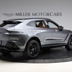 New 2021 Aston Martin Dbx Suv For Sale 229 486 Maserati Of Westport Stock A1514